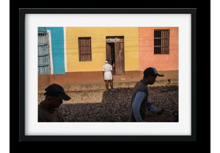 Cuba Colors - Hans