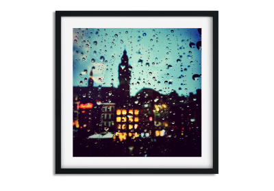 Lille rain drops