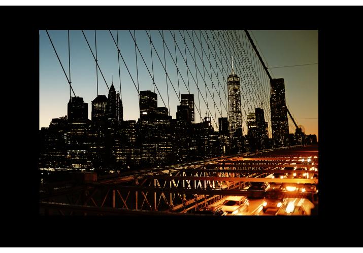 NY By night - Lise Hébuterne