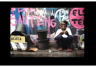 Jakarta - Johnatan Dagniaux