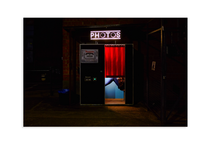 Night Selfie - Stanislaw Eon Duval