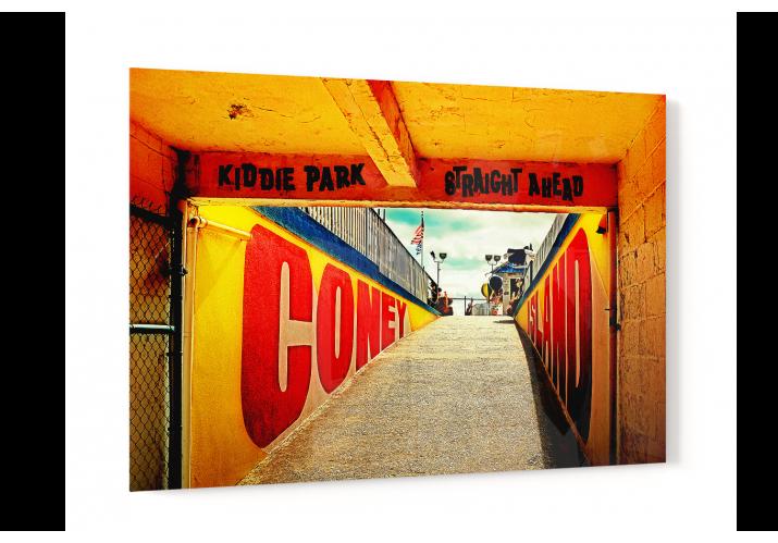 Coney Island - Lise Hébuterne